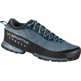 La Sportiva TX4 GTX Shoes Men Slate/Tropic Blue